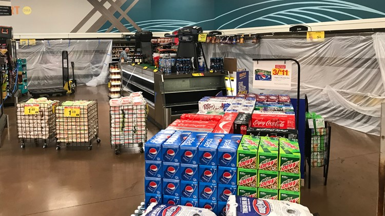 Kroger says shelves to be fully stocked this week