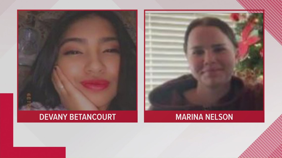 AMBER Alert issued for two teen girls missing out of Seagoville