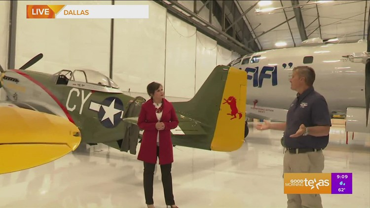 Wings over Dallas WWII Air Show Preview