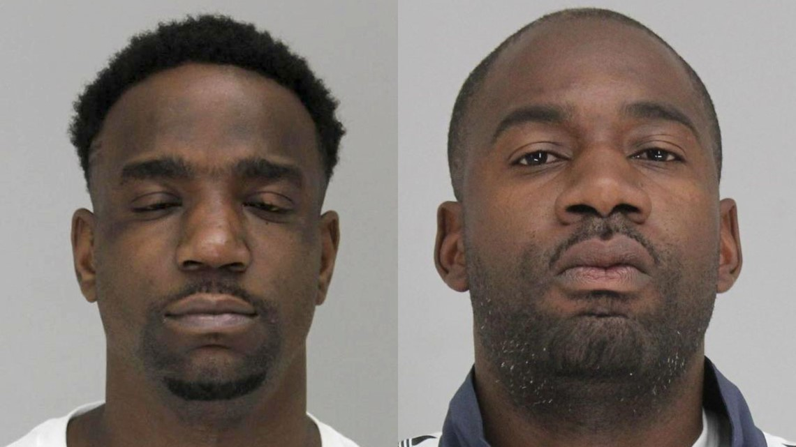 Two indicted in slaying of former NBA player Andre Emmett