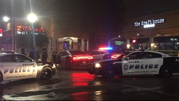 Fight leads to shooting in northwest Dallas