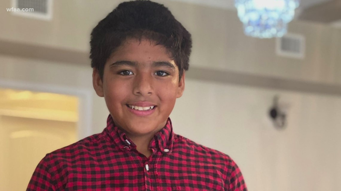 'I need a family': Meet Wednesday's Child, 11-year-old Ernest