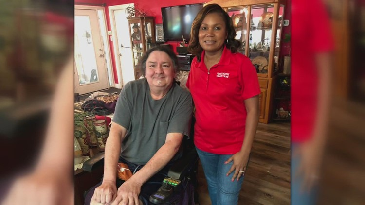 ALS patient in need of new wheelchair will finally get one thanks to Little Wishes