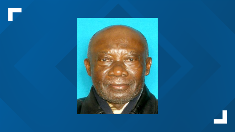 Silver issued for missing 77-year-old Dallas man, police say
