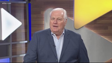Dale Hansen Unplugged: A tribute to John McCaa, 'the conscience of this newscast'