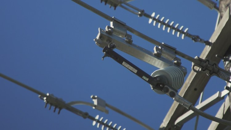 Power restored to Royse City after semi strikes transmission line