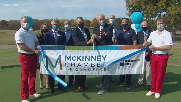 AT&T Byron Nelson celebrates the move to its new home
