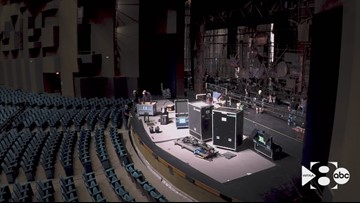 'Miss Saigon' sets up at the Music Hall at Fair Park