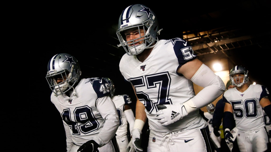 Playing time at lineback could be in the cards for Gifford in Week 15