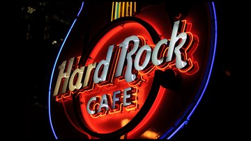 Hard Rock Cafe in Dallas to close