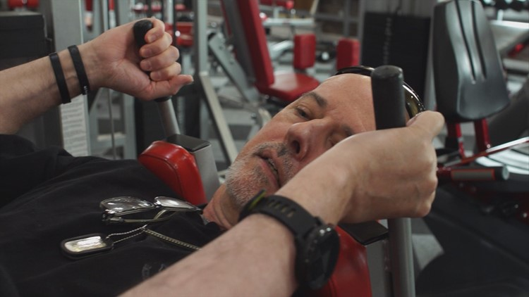 Don Sherman at The Gym McKinney