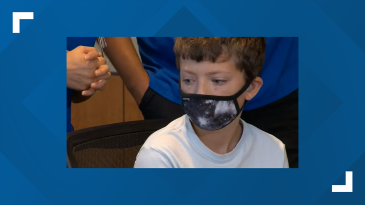 Children with underlying medical conditions are at higher risk for severe COVID-19, North Texas health experts say