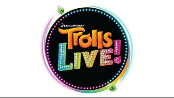 Enter to win tickets to Trolls Live!