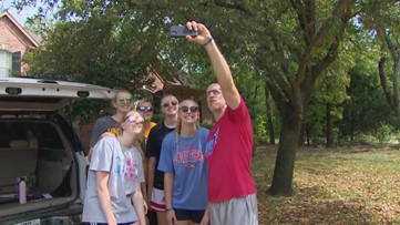 Baylor's Lauren Cox and family ride out COVID-19 together