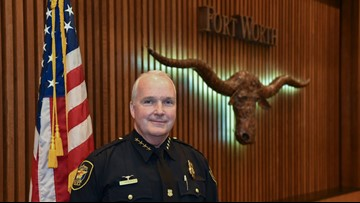 Introduction of new Fort Worth police chief draws mixed reactions from community