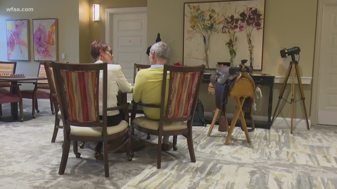 Using poetry to tap into Alzheimer's patients minds