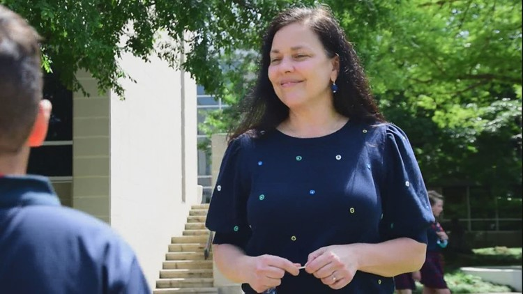 Rise & Shiner: Surprising Lori Cousino from Wesley Prep Academy