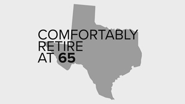 Right on the money: Is that really how much you need to retire 'comfortably' in Texas?