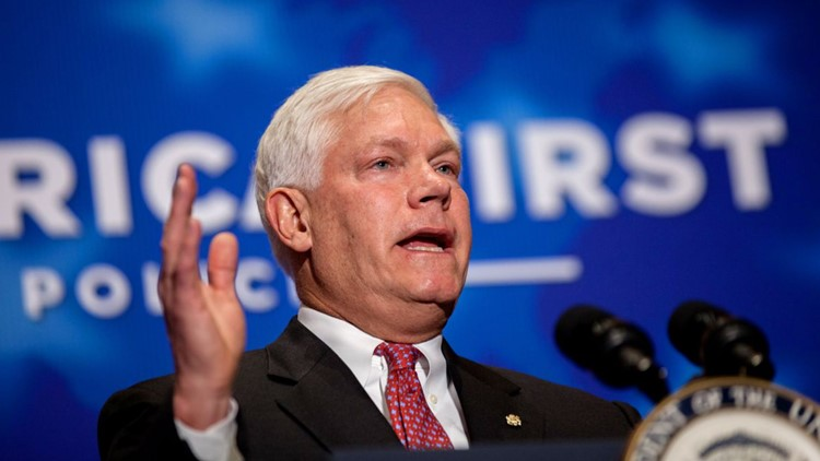 Pete Sessions surfaces as potential candidate for open Bill Flores seat