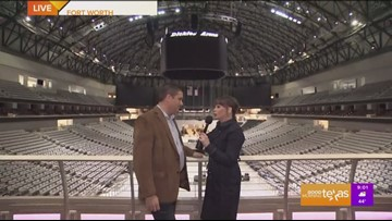 See inside the new Dickies Arena in Fort Worth