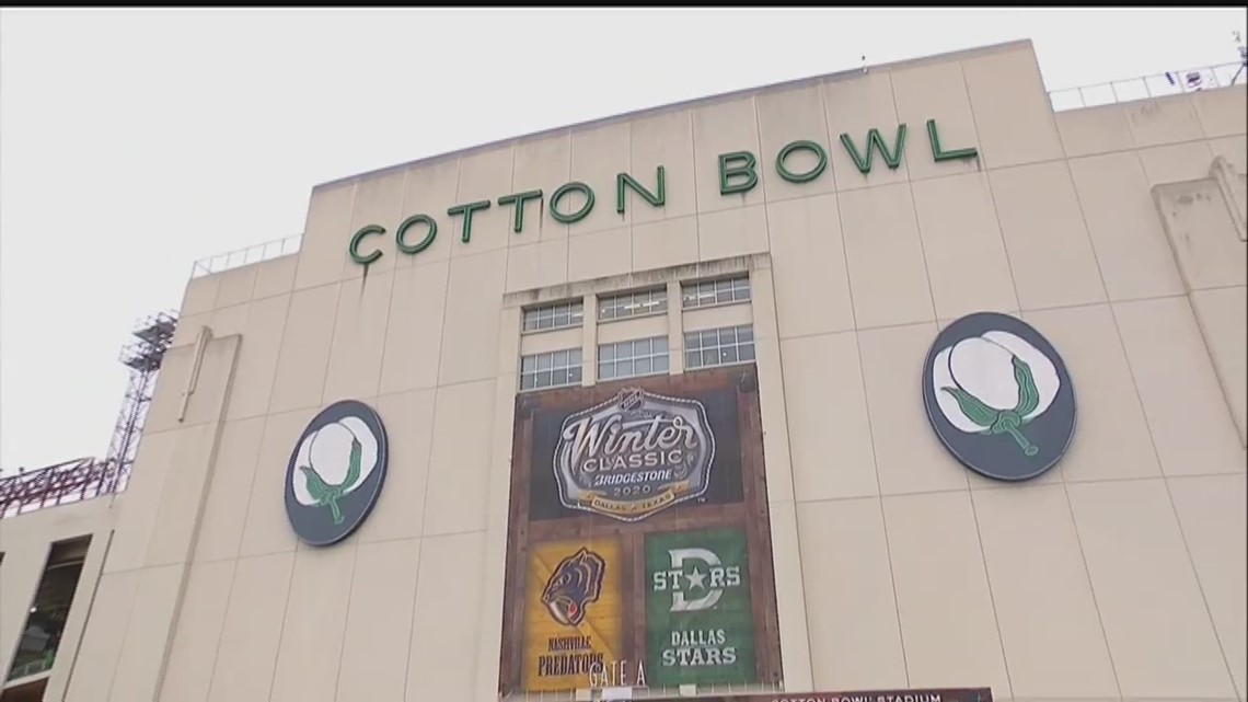 Winter Classic a spectacle with Texas flair