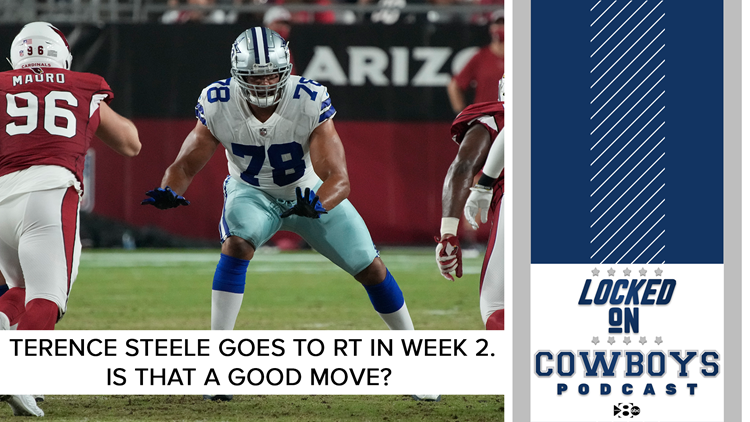 Can the Cowboys run behind a patched up offensive line? | Locked On Cowboys