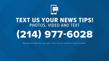 Save WFAA in your phone so you can text us with tips and videos