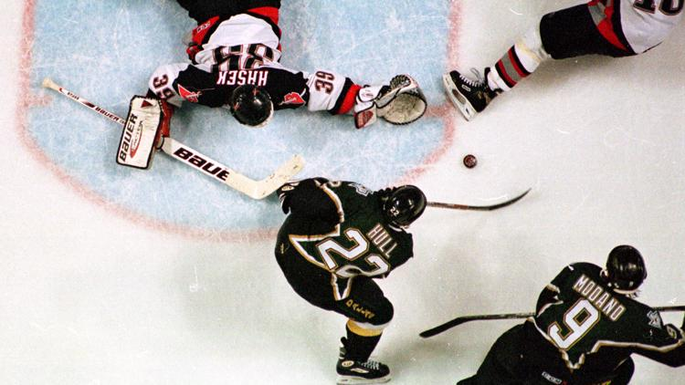 20 years ago, the Dallas Stars won the Stanley Cup in memorable and controversial fashion