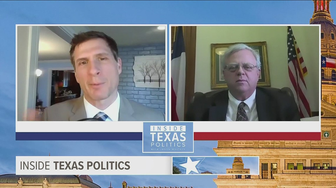 Texas state rep says GOP  isn't using election reform to restrict voters; points to party's success
