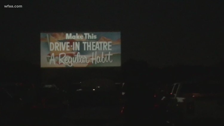 REWIND: The fall, and pandemic revival, of drive-in theaters across Dallas-Fort Worth