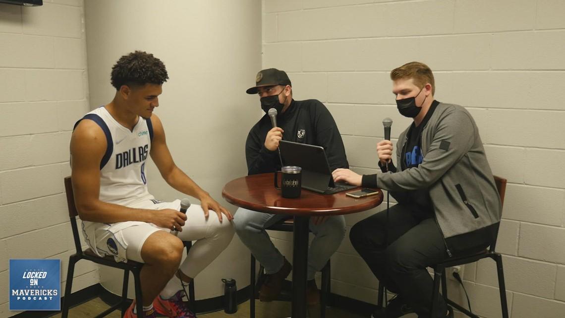 Josh Green talks to Locked On Mavericks