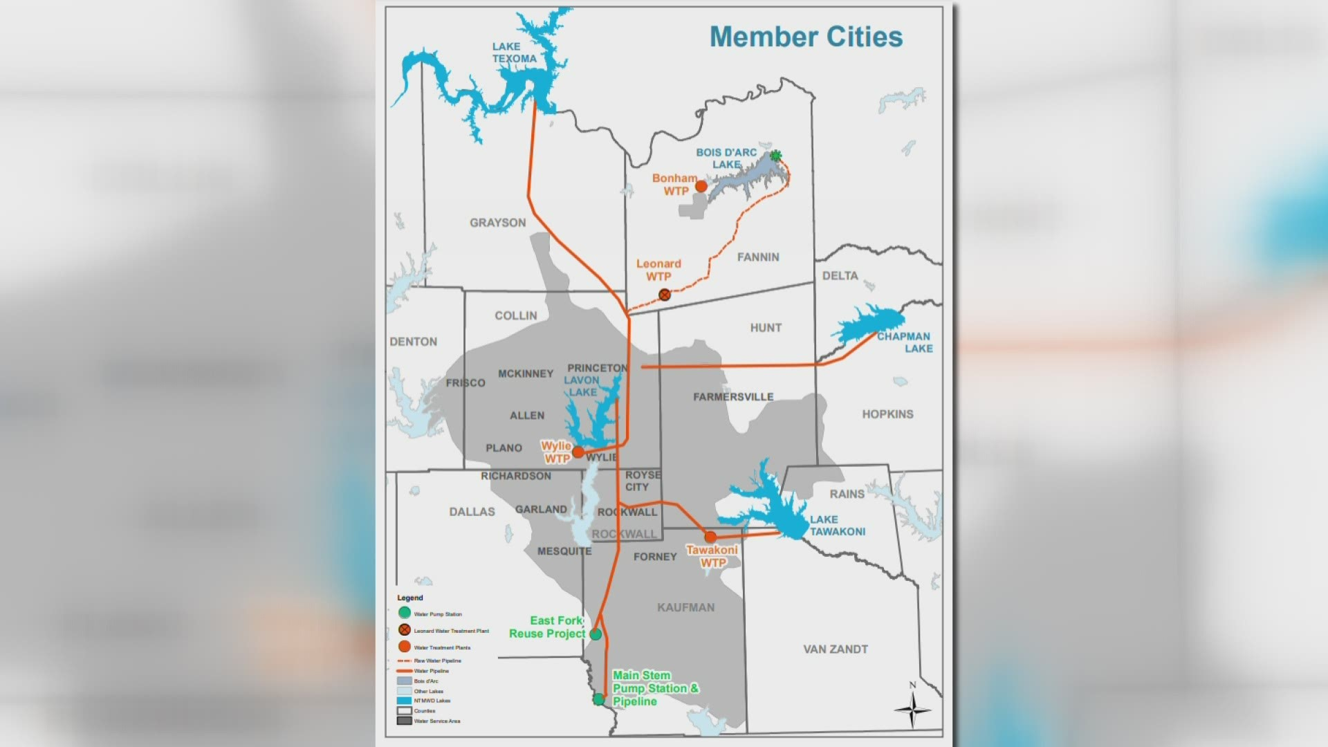 Texas Crisis Updates Power Water Gas Outage Info For Feb 18 Wfaa Com