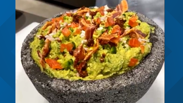 Celebrate National Guacamole Day with 'Bacon Chipotle Guac'