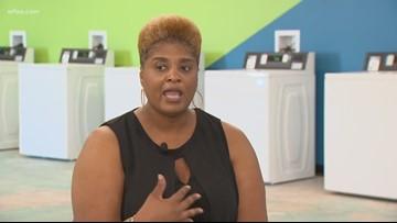 Church prepares to open community laundromat in South Dallas