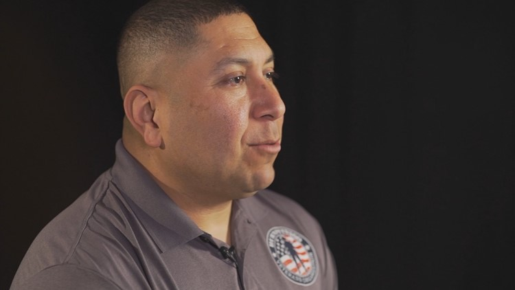 Le Roy Torres returned to Texas with excruciating headaches and shortness of breath after inhaling toxic smoke from burn pits on his base in Iraq.