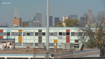 Community members raise concern over renovations at Dallas ISD's Roosevelt High School