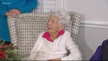 95-year-old piano lover surprised with private concert from Fort Worth Symphony Orchestra pianist