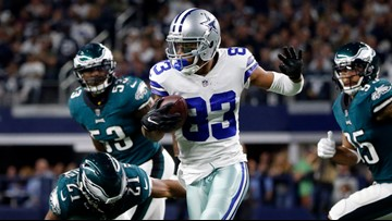 Cowboys decline option on WR Terrance Williams, making him a free agent