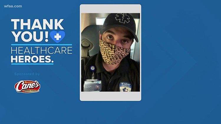 Healthcare Heroes: Chris Drucker