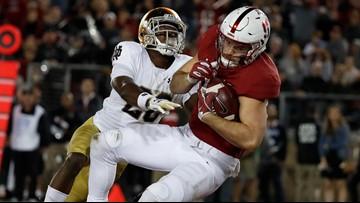 Cowboys NFL Draft Profile: Stanford TE Kaden Smith
