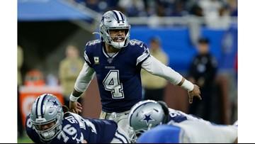 Patrick's POV: Cowboys QB Prescott entering MVP conversation