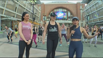 Sonia's summer workout series: The Barre Code Design District