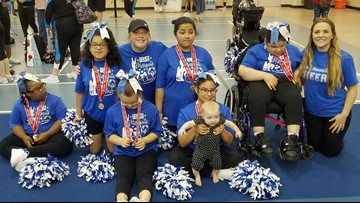 'Why don't we have a cheer team?': Two special ed teachers form cheerleading squad, take home gold at first competition