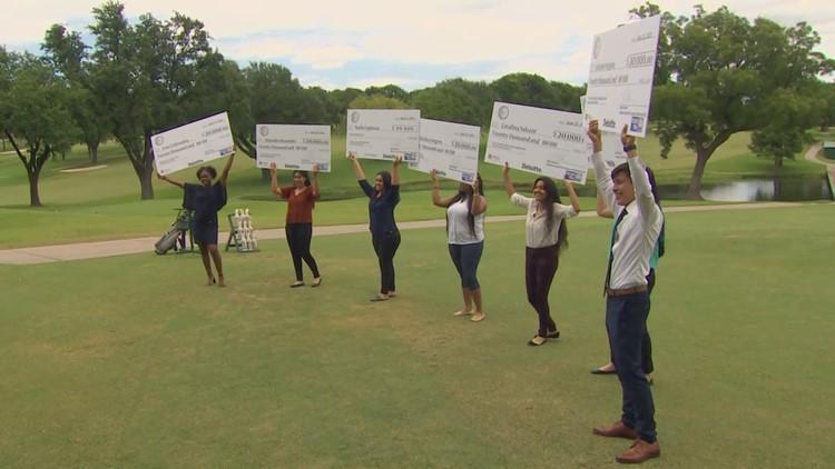 Fairway to Success program rewards DISD scholars through the game of golf