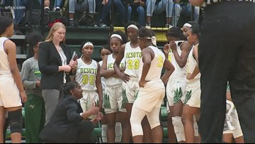 Young core fuels DeSoto's run to state