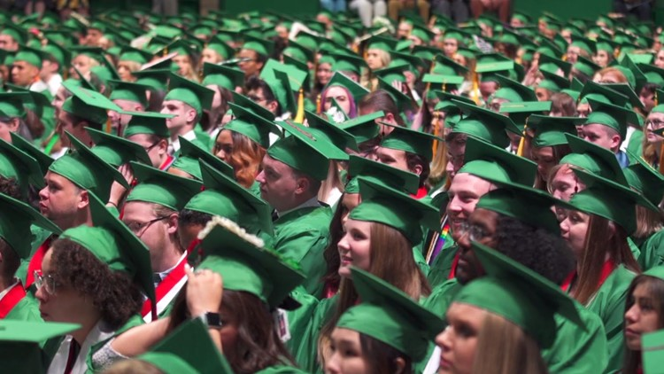 When graduates are priced out of commencement, new UNT program steps in