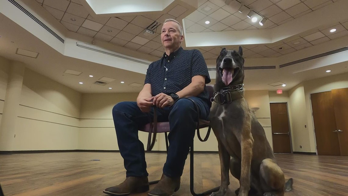 Lewisville officer, K-9 retire from department together