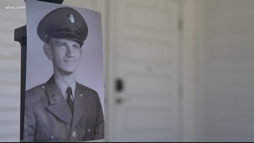 Vietnam-era veteran with no next of kin to receive burial with full military honors