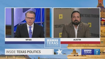 Inside Texas Politics: Texas Democrats sue to stop new state law from closing voting locations
