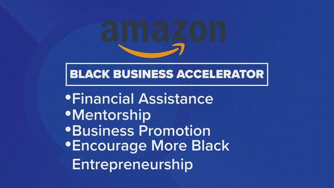 Amazon 'Black Business Accelerator' aims to encourage more Black entrepreneurship